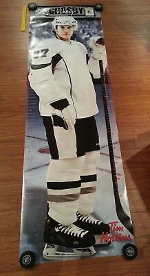 SIDNEY CROSBY Tim Horton's Growth Chart Poster - #87