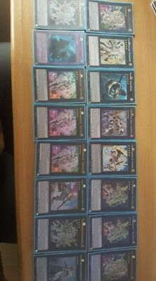 Satellarknight Deck With Insane Side Deck (Sleeves and Box included) Great Value