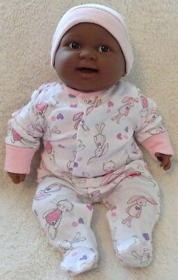 "COLLECTIBLE - Berenguer Baby Doll - Lots to Cuddle - African - 50cm (20"")"