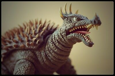 Angilas / Anguirus (X-Plus XPlus Kaiju Attack All Monsters 1969 Godzilla Bandai)