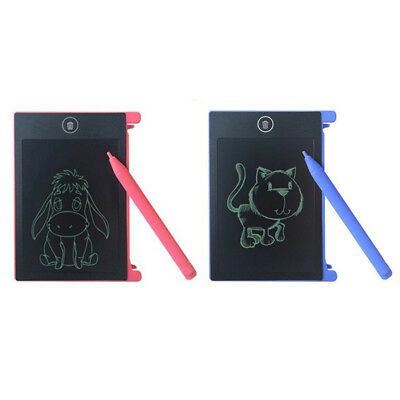 4.4-inch LCD EWriter Paperless Memo Pad Tablet Writing Drawing  Board F5