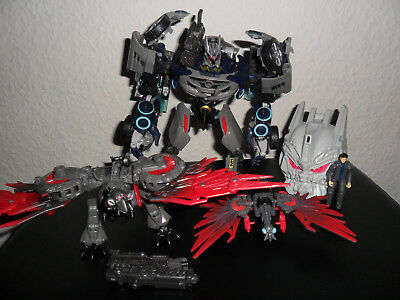 Transformers Soundwave Human Alliance Dark Of The Moon Laserbeak Figur