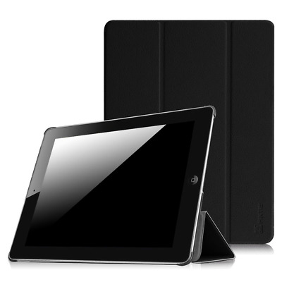 Fintie SlimShell Case for Apple iPad 4th Generation with Retina Display, iPad 3