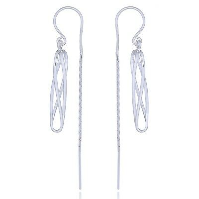 Nice Jewelry Impartial Wholesale Fashion Jewelry Earrings 925 Silver Earrings Good Quality E14 Easy To Use