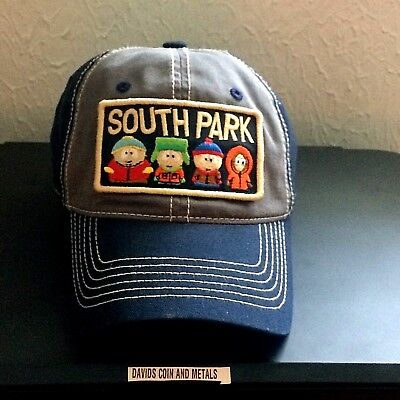 """Official South Park"" Hat (One Size Fits all)  2008 comedy partners"