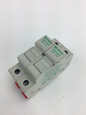 LITTLE FUSE LPSC-Ch FUSE HOLDER *USED*