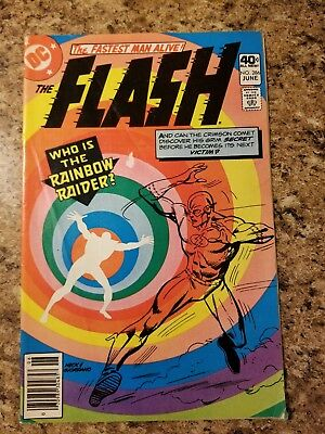 The Flash No. 286 (DC 1980)