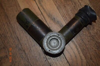 vintage bausch & lomb military telescope elbow m-2a1 power 8 field of view