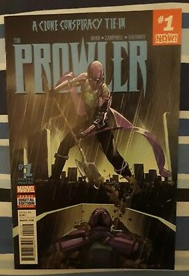 PROWLER #1 SCARCE 1:10 DEODATO TEASER VARIANT COVER CLONE CONSPIRACY 2016
