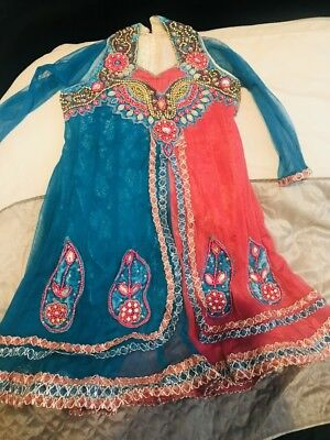 Girls 3 Piece Outfit WEDDINGS/PARTIES Stunning Work Age 5-6