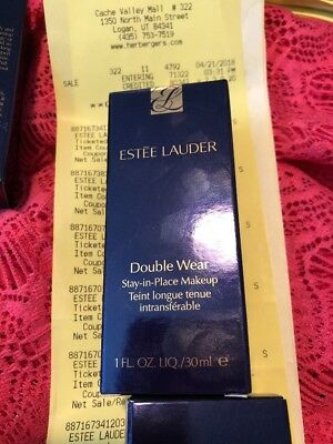 Estee Lauder Double Wear Stay-in-Place Makeup Choose Your Shade 1.0 Oz/30 ml New