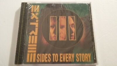 Extreme - III Sides to Every Story (CD) Brand New Sealed