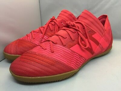 216801ffe7a ADIDAS MEN S SHOES Nemeziz Tango 17.3 Soccer Indoor Red CP9112 ...