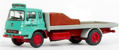 First Edition - E23405 - Bedford Tk Flatbed Short Staplehurst Transits (Oo Scale