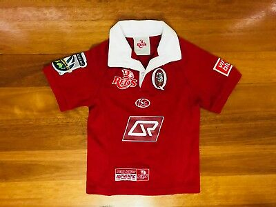 Queensland Reds ISC Rugby Union Jersey