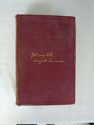 MY STORY of the Civil War by Mary Livermore 1890