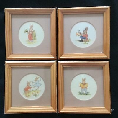 Royal Doulton Bunnykins Framed Prints