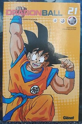 manga Dragon Ball (volume double) intégrale 1 à 21 VF