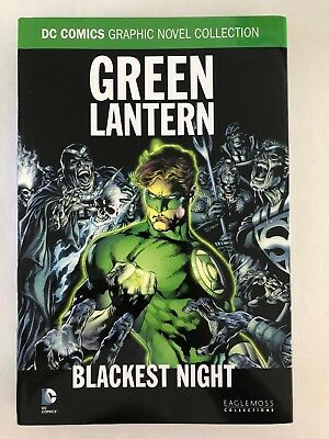 Green Lantern Blackest Night Eaglemoss Graphic Novel Collection