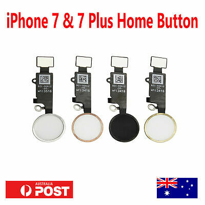 iPhone 7 & 7 Plus Touch ID Sensor Home Button Key Flex Cable Replacement
