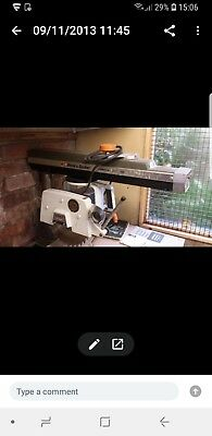 Black and decker/dewalt cross cut radial arm saw r1450
