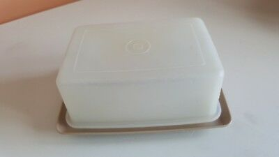 Vintage Tupperware Butter dish