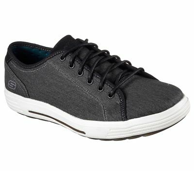 SKECHERS USA MENS Porter Ressen Oxford Select SZColor