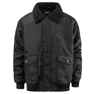 Donnay Hombre Chaqueta Acolchada Impermeable
