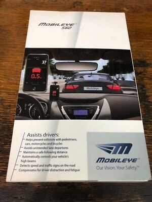 Mobileye 560 Collision Avoidance Systems - BRAND NEW - ME560MFI0A 560A