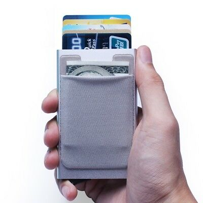 Nice Aluminum Wallet For The Money Clip HOT