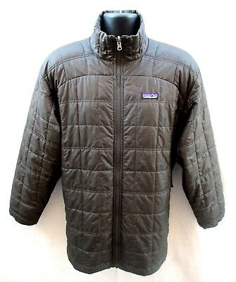 Patagonia Men's Vintage Packable Jacket Brown Men's Size Large Preowned Read