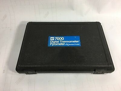 Tif7000 Digital Thermometer / Pyrometer With Probes