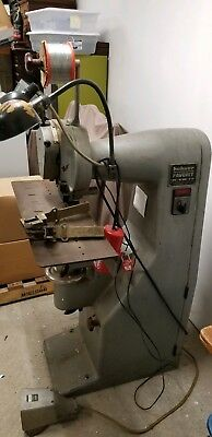 Bindery Saddle Stitcher - Hohner Favorit brand