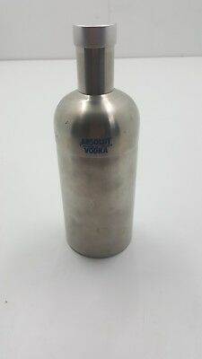 Absolut Vodka Limited Edition Stainless Steel Coctail Shaker