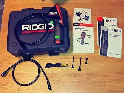 RIDGID Micro CA-150 Inspection Camera extra camera 3ft extension