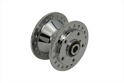 Chrome Front Wheel Hub,for Harley Davidson motorcycles,by V-Twin