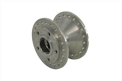 Satin Front Wheel Hub,for Harley Davidson motorcycles,by V-Twin