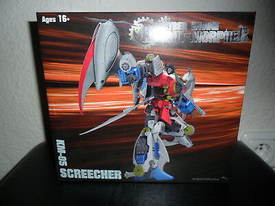 Transformers Mastermind Creations KM-05 Knight Morpher Screecher Starscream