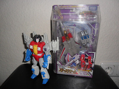 Transformers Generations Takara Tomy Figur Starscream Deluxe Class