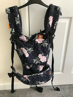 Tula free to grow blossom pattern baby carrier