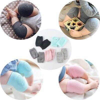 Soft Baby Toddler Kids Infant Crawling Elbow Safety Protector Anti Slip Pads