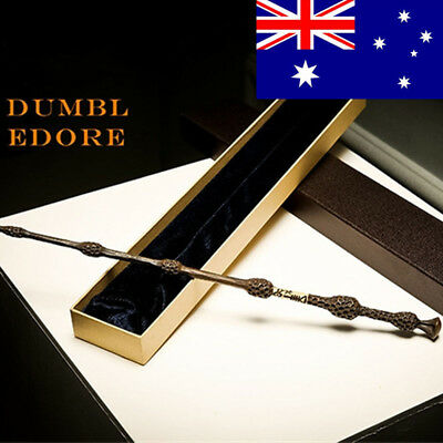 Harry Potter Magic Stick Wand Cosplay Dumbledore Elder Wand Kids Toy Box Gifts