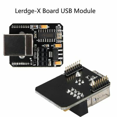 Lergde-X Motherboard Controller WIFI Function Extension Computer Online Module