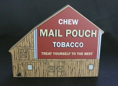 Cat's Meow America's Back Roads - Series I: Mail Pouch Tobacco Barn (1999)