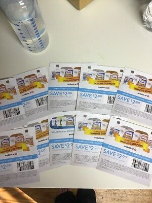 Lot of Similac $2 Off Coupons Baby Infant Formula Exp 12/31/18 $20 Value new