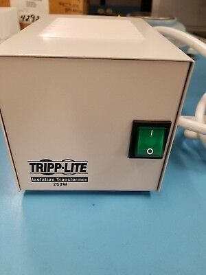 Tripp Lite Is250Hg 250W Isolation Transformer Hospital Medical