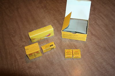 Lot Of Vintage Kodak Items Series IV Filters Pre Paid Mailer See Pix!!