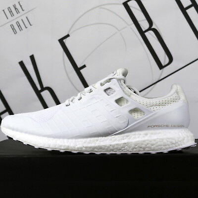 check out e95e6 fe3d6 adidas Porsche Design PDS Ultra Boost Trainer BB0682 White Men DS FREE  SHIPPING