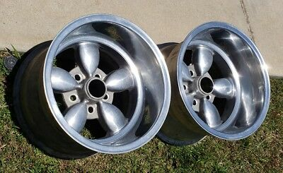 rare 70s american racing 200s style daisy mags 15x10 ford and gm