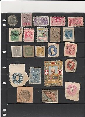 MYSTERY  STAMPS ASST CINDERELLA ETC price drop $$